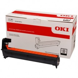 OKI Bęben C612 30K Black 46507308