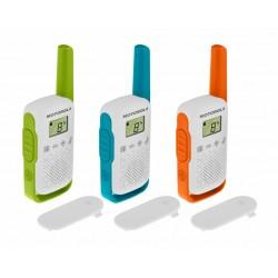 Motorola Krótkofalówki PMR TLKR T42 potrójne
