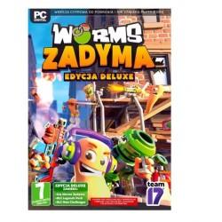 Cenega Gra PC Worms Zadyma Edycja Deluxe