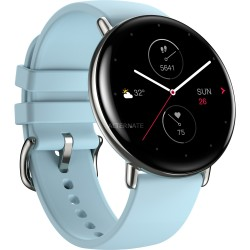 AMAZFIT XIAOMI SMARTWATCH  ZEPP E CIRCLE ICE BLUE