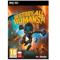 KOCH Gra PC Destroy All Humans!