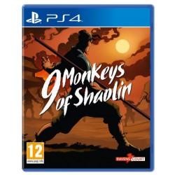 KOCH Gra PS4 9 Monkeys of Shaolin