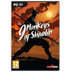 KOCH Gra PC 9 Monkeys of Shaolin