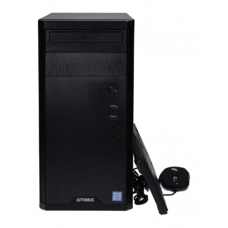 OPTIMUS Komputer Platinum GH410T i310100|4GB|1TB|DVD|W10P