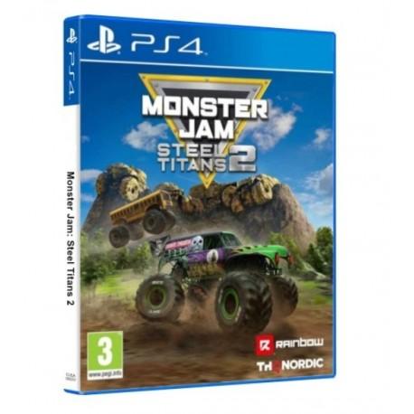 KOCH Gra PS4 Monster Jam Steel Titans 2