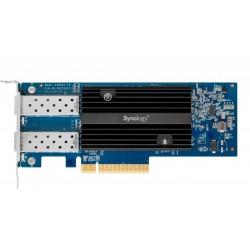 Synology Karta sieciowa E25G21F2 Dualport 25GbE SFP28 PCIe 3.0 x8 Full Duplex