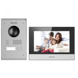 Hikvision Zestaw wideodomofonu IP DSKIS703P