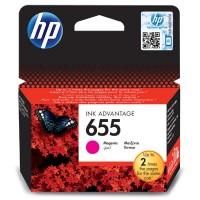HP oryginalny ink CZ111AE#BHK, No.655, magenta, 600s, HP Deskjet Ink Advantage 3525, 5525, 6525, 4615 eAiO