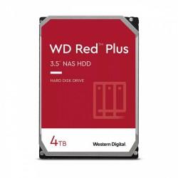 Western Digital Dysk WD Red Plus 4TB 3,5 cala CMR 256MB|5400RPM Class