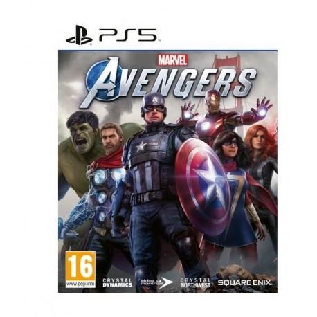 Cenega Gra PS5 Marvels Avengers