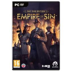 KOCH Gra PC Empire of Sin Day One Edition