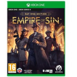 KOCH Gra XOne Empire of Sin Day One Edition