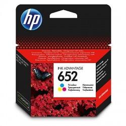 HP oryginalny ink F6V24AE, No.652, color, 200s, HP Deskjet IA 4535, 4675, 1115, 2135, 3635, 3835