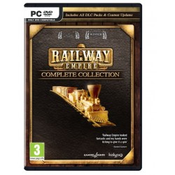 KOCH Gra PC Railway Empire Complete Collection