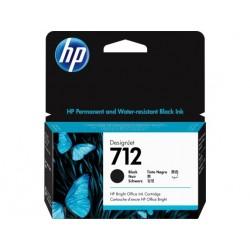 HP Inc. HP Ink 712 38ml Black 3ED70A