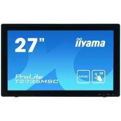 IIYAMA Monitor 27cali T2735MSCB3 IPS USB,HDMI,Webcam