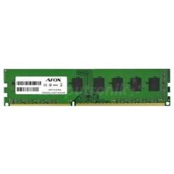 AFOX Pamięć do PC  DDR3 4G 1600Mhz Micron Chip