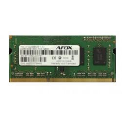 AFOX Pamięć SODIMM DDR3 4G 1333Mhz Micron Chip LV 1,35V