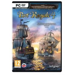 KOCH Gra PC Port Royale 4
