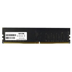 AFOX Pamięć do PC  DDR4 4G 2666Mhz Micron Chip Rank1