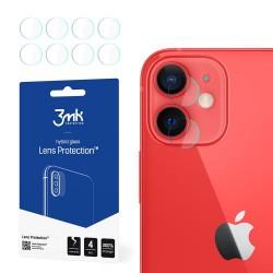 3MK Szkło Hybrydowe FlexibleGlass Lens iPhone 12 Mini 5,4 na obiektyw aparatu 4szt