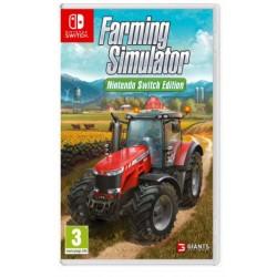 Cenega Gra NS Farming Simulator