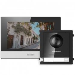 Hikvision Zestaw wideodomofonu IP DSKIS602