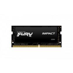 Kingston Pamięć DDR4 Fury Impact SODIMM 8GB(1*8GB)|2666 CL15