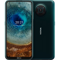 Nokia Smartfon X10 Dual SIM 6 64 zielony 5G