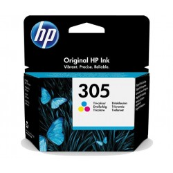 HP Inc. Tusz nr 305 TriColour 3YM60AE wkład do drukarki atramentowej