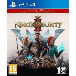 Cenega Gra PlayStation 4 Kings Bounty II