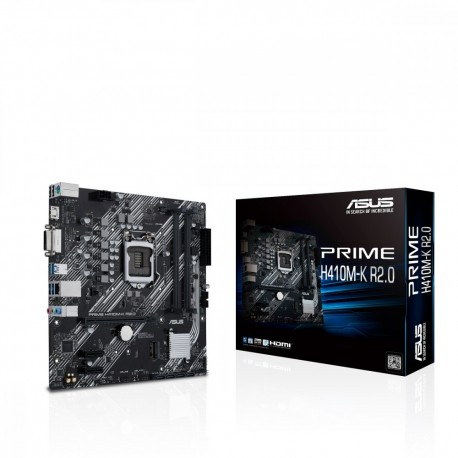 Asus Płyta główna PRIME H410MK R2.0 s120 0 2DDR4 DSub DVI matx