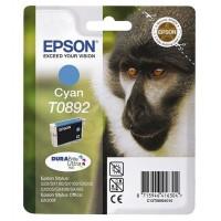 EPSON Tusz Niebieski T0892=C13T08924011, 3.5 ml