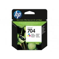 HP Tusz nr 704 Kolor CN693AE