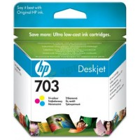 HP Tusz nr 703 Kolor CD888AE