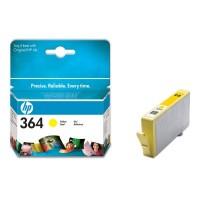 HP Tusz nr 364 Żółty CB320EE