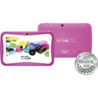 BLOW Tablet kidsTAB 7 QUAD CORE PINK + etui