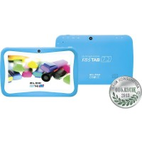 BLOW Tablet kidsTAB 7 QUAD CORE BLUE + etui