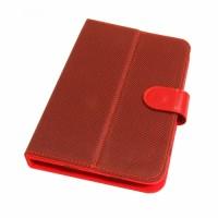 ART Etui uniwersalne do tabletów 7 T17C czerwony seria COLOR