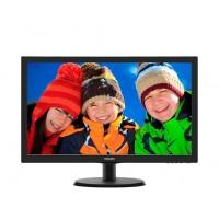 Philips 21.5 223V5LHSB LED HDMI Czarny
