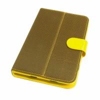 ART Etui uniwersalne do tabletów 7 T17C żółty seria COLOR