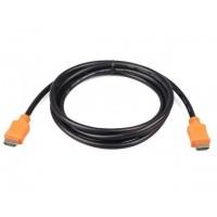 Gembird Kabel HDMIHDMI V1.4 High Speed Ethernet CCS 4.5M pomarańczowe   końcówki