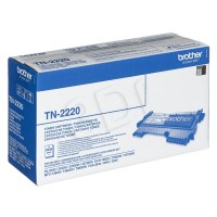 BROTHER Toner Czarny TN2220=TN2220, 2600 str.