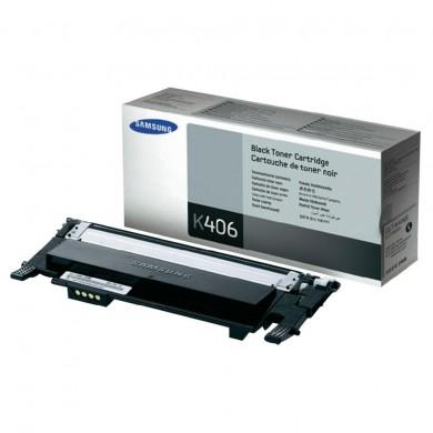 Samsung Toner CLP36x CLX330x czarny  CLTK406S