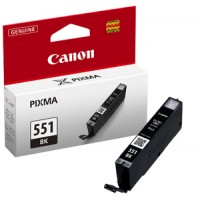 Canon Tusz CLI551 BK 6508B001