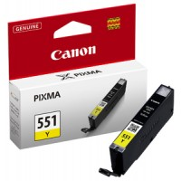 Canon Tusz CLI551 ŻÓŁTY 6511B001