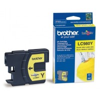 Brother Tusz LC980 ŻÓŁTY DCP145C|165C