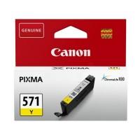 Canon Tusz CLI571 YELLOW 0388C001