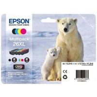 Epson Multipack T2636 PHOTO CMYK do XP600|700|800