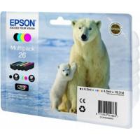 Epson Multipack T2616 PHOTO CMYK do XP600|700|800